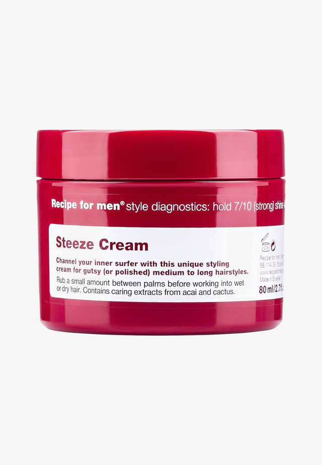 STEEZE CREAM 80ML - Hair styling - -