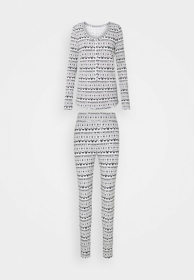 HENLEY LONG JOHN - Pyjama - navy