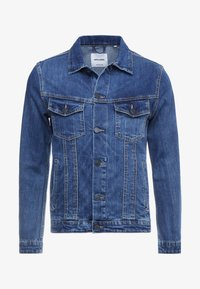 Jack & Jones - JJIALVIN JJJACKET - Denim jacket - blue denim - 3