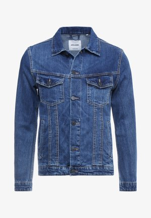 JJIALVIN JJJACKET - Veste en jean - blue denim