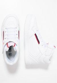 Kappa - MANGAN - Sports shoes - white/red - 0