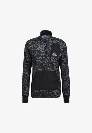 FAST PRIMEBLUE HALF-ZIP  - Koszulka sportowa - grey