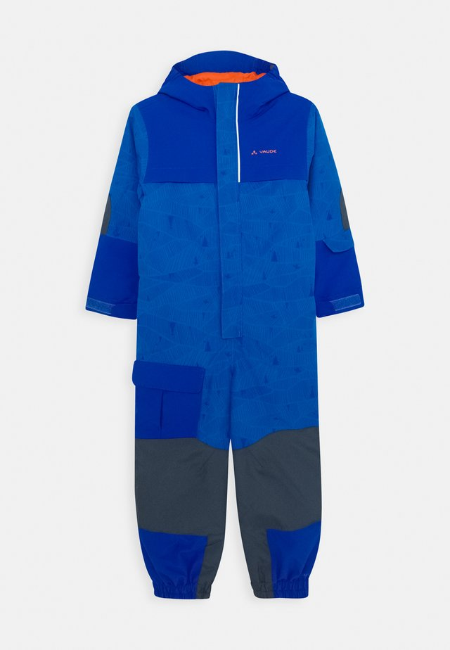 KIDS SNOW CUP OVERALL  - Snowsuit - radiate blue