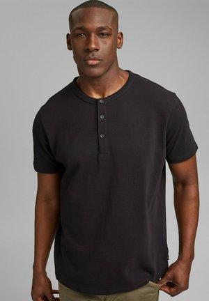 PIQUE - T-shirt basique - black