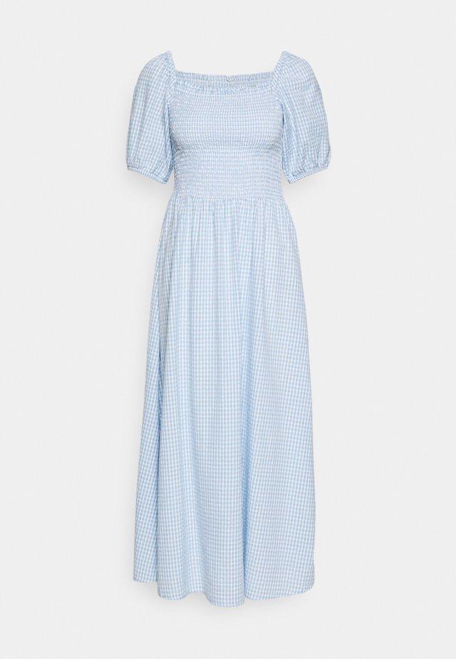 NINEA SMOCK DRESS - Hverdagskjoler - blue