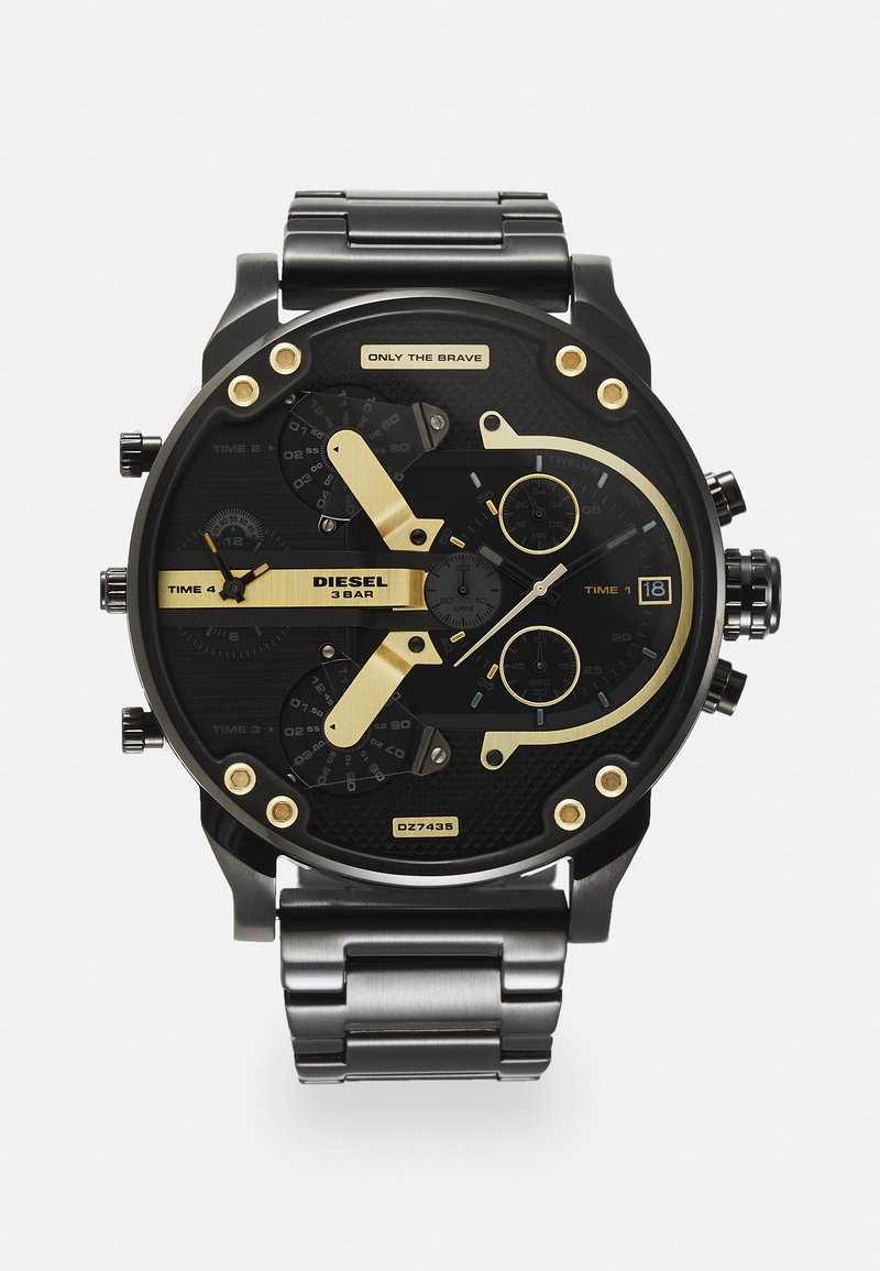Diesel - MR. DADDY 2.0 - Chronograph watch - black