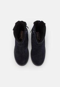 Friboo - Kotníkové boty - dark blue - 3