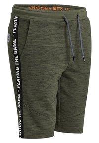 WE Fashion - Shorts - army green - 4