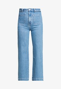 SAILOR - Flared Jeans - lilah blue