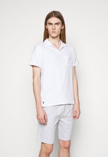 TERRY - Polo - white