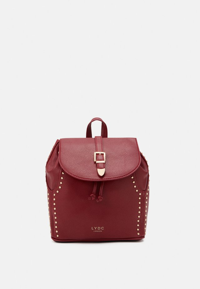 Sac à dos - dark red