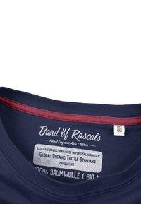 Band of Rascals - Basic T-shirt - blue - 2