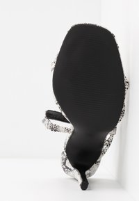 Glamorous Wide Fit - High heeled sandals - grey - 6