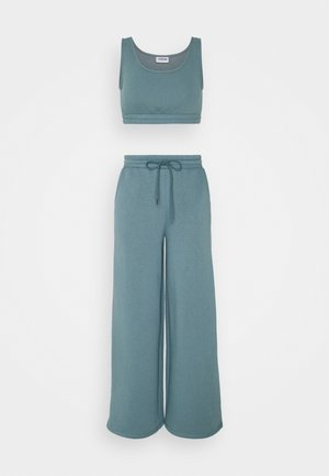 NMASYA BRA LOOSE PANT SET - Top - trooper