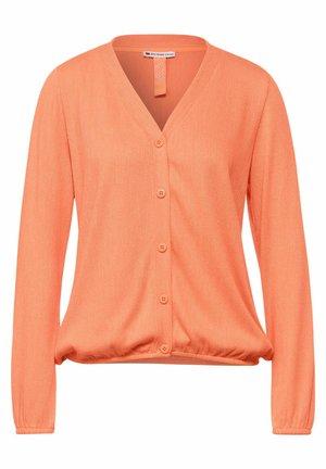 Cardigan - orange