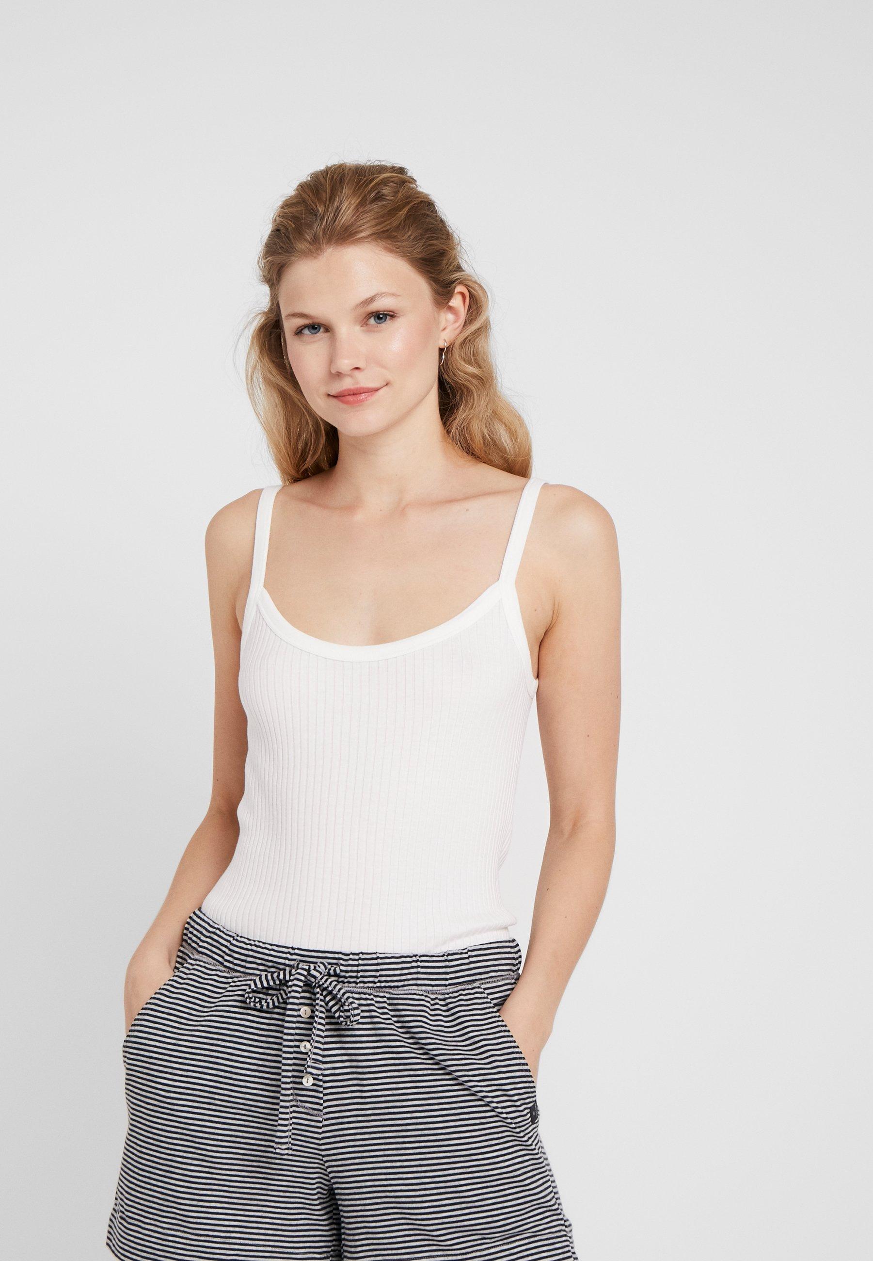 Damen SPAGHETTITRÄGER - Nachtwäsche Shirt