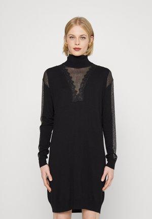 CASALFERRO ABITO - Jumper dress - black