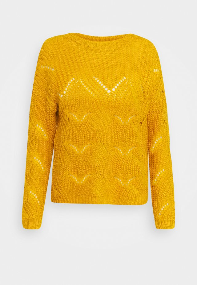 ONLHAVANA - Maglione - golden yellow