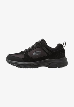 OAK CANYON RELAXED FIT - Sneakers basse - black