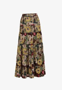 usha - ROCK - Maxi skirt - flower print - 4