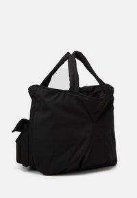 Vivienne Westwood - CLINT NEW SHOPPER UNISEX - Tote bag - black - 1