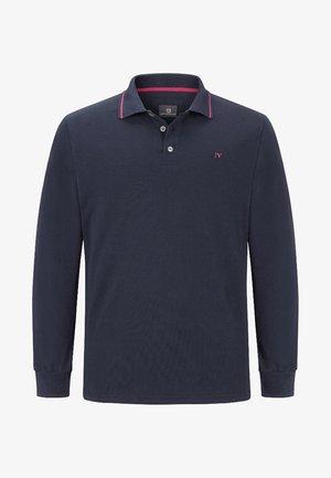 ELLIS - Polo shirt - navy fuchsia