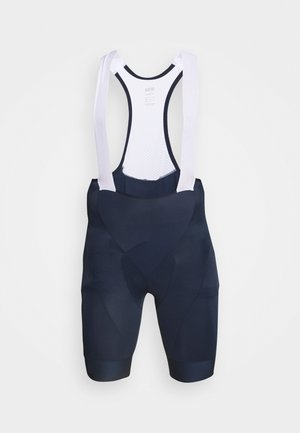 GORE® BIB SHORTS - Leggings - orbit blue
