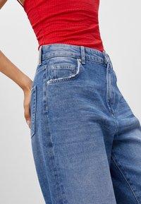 Bershka - Flared jeans - blue - 3