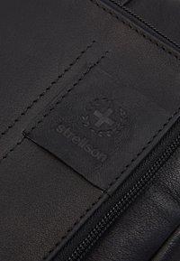 Strellson - HYDE PARK BRIEFBAG - Briefcase - black - 6