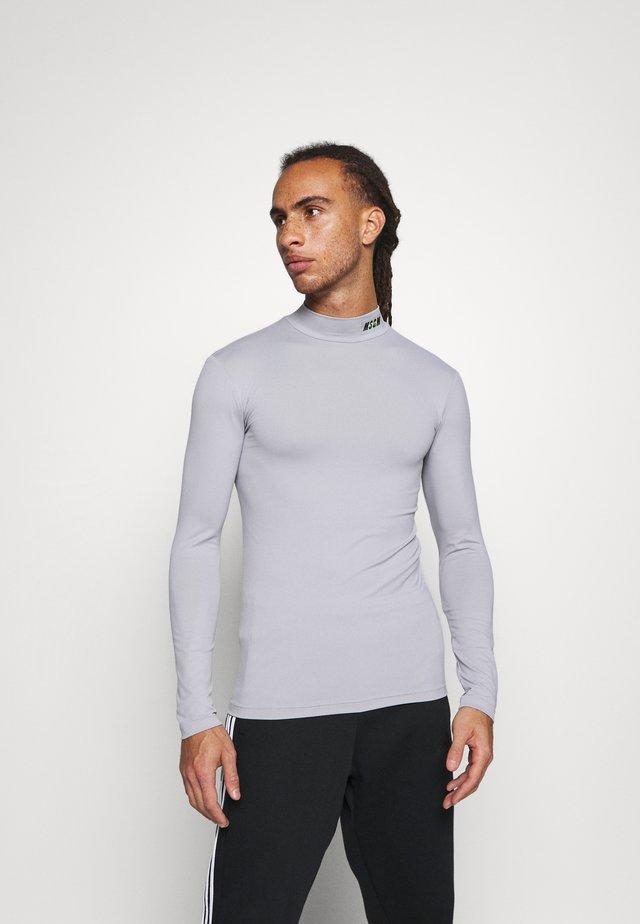 FELPA - Maglietta a manica lunga - grey
