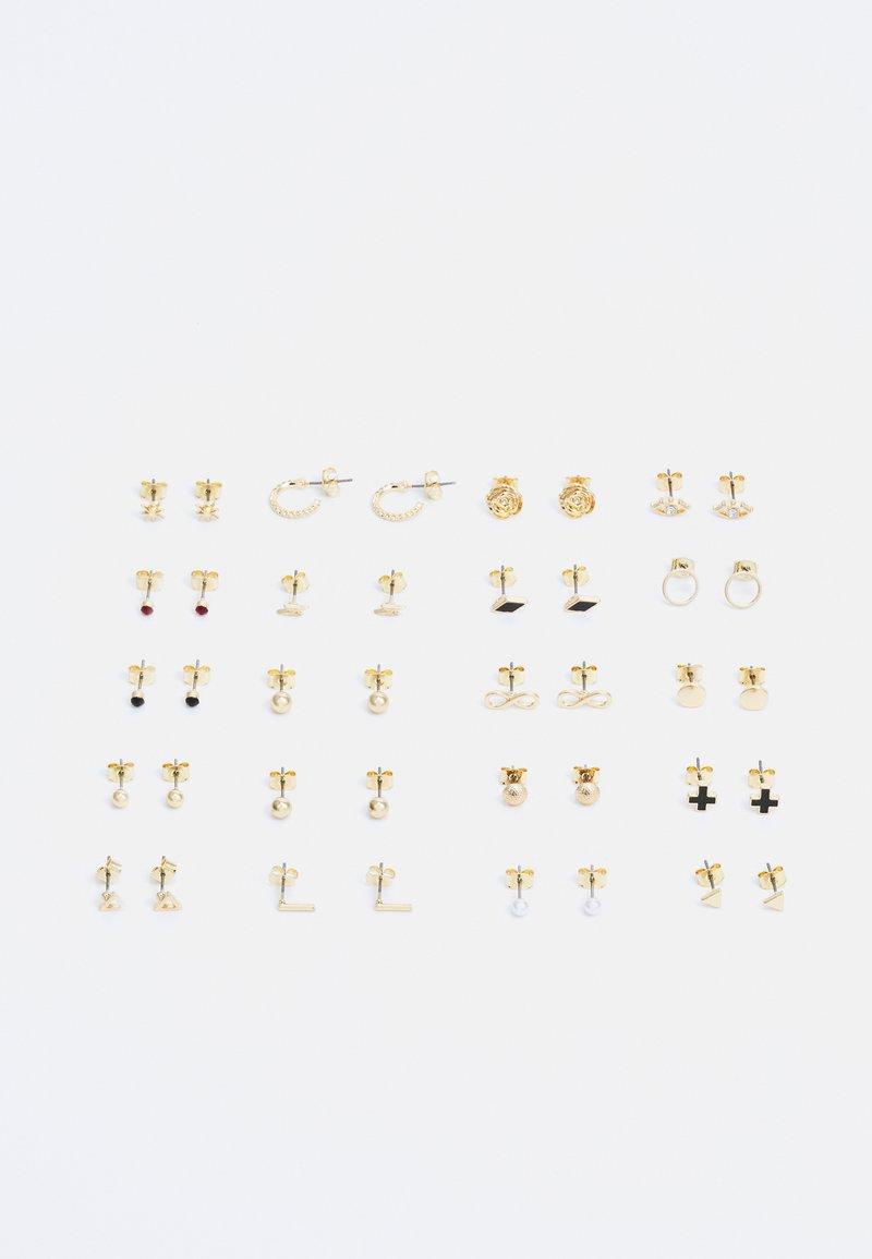 Monki - ROSALIE EARRINGS 20 PACK - Earrings - gold-coloured