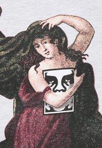 Obey Clothing - BEAST OF BURDEN - Collegepaita - ash grey - 2
