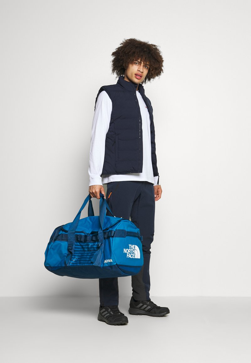 The North Face - BASE CAMP DUFFEL IC - Sports bag - blue