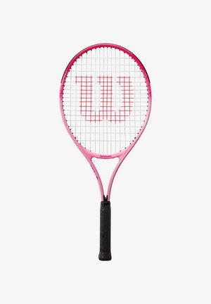 Tennis racket - pink