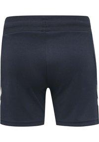 Hummel - Sports shorts - blue nights - 6