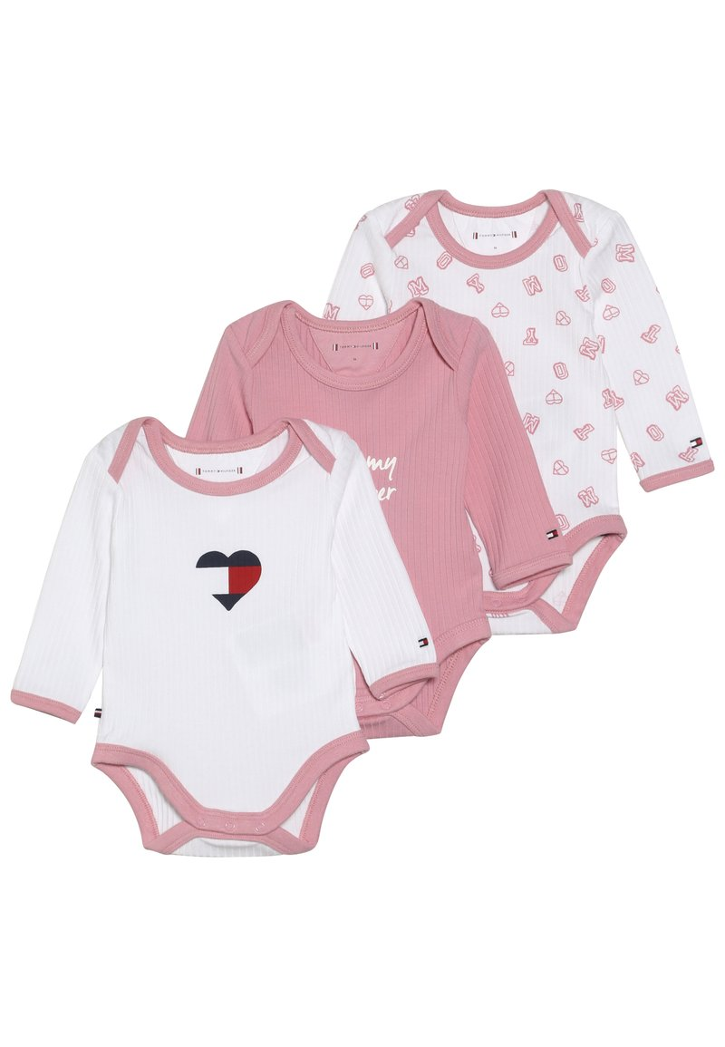 Tommy Hilfiger - BABY GIFTBOX 3 PACK - Baby gifts - pink