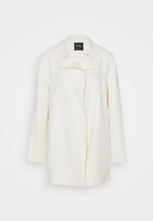 OVERLAY NEW DIVID - Cappotto classico - ivory