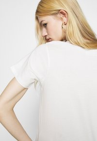 Even&Odd - 2 PACK - T-shirt basic - black/white - 7