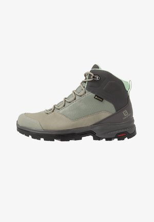 OUTWARD GTX - Hiking shoes - shadow/magnet/spruce stone