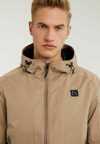 CHASIN' - Outdoor jacket - beige - 4