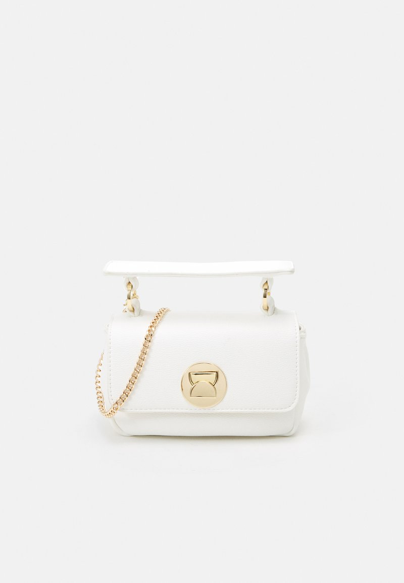 Forever New - AVERY MINI STRUCTURED TOP HANDEL BAG - Handbag - white