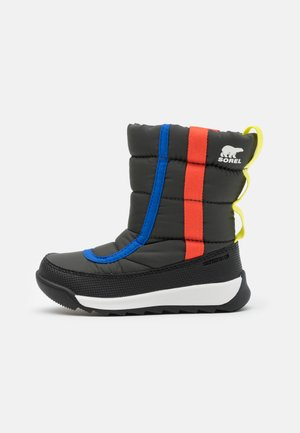 YOUTH WHITNEY II PUFFY UNISEX - Śniegowce - coal