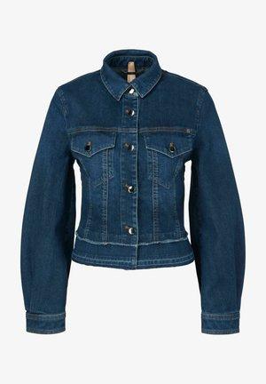 Denim jacket - stoned blue