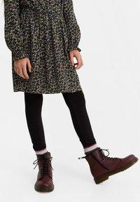 WE Fashion - MEISJES  - Leggings - black - 1