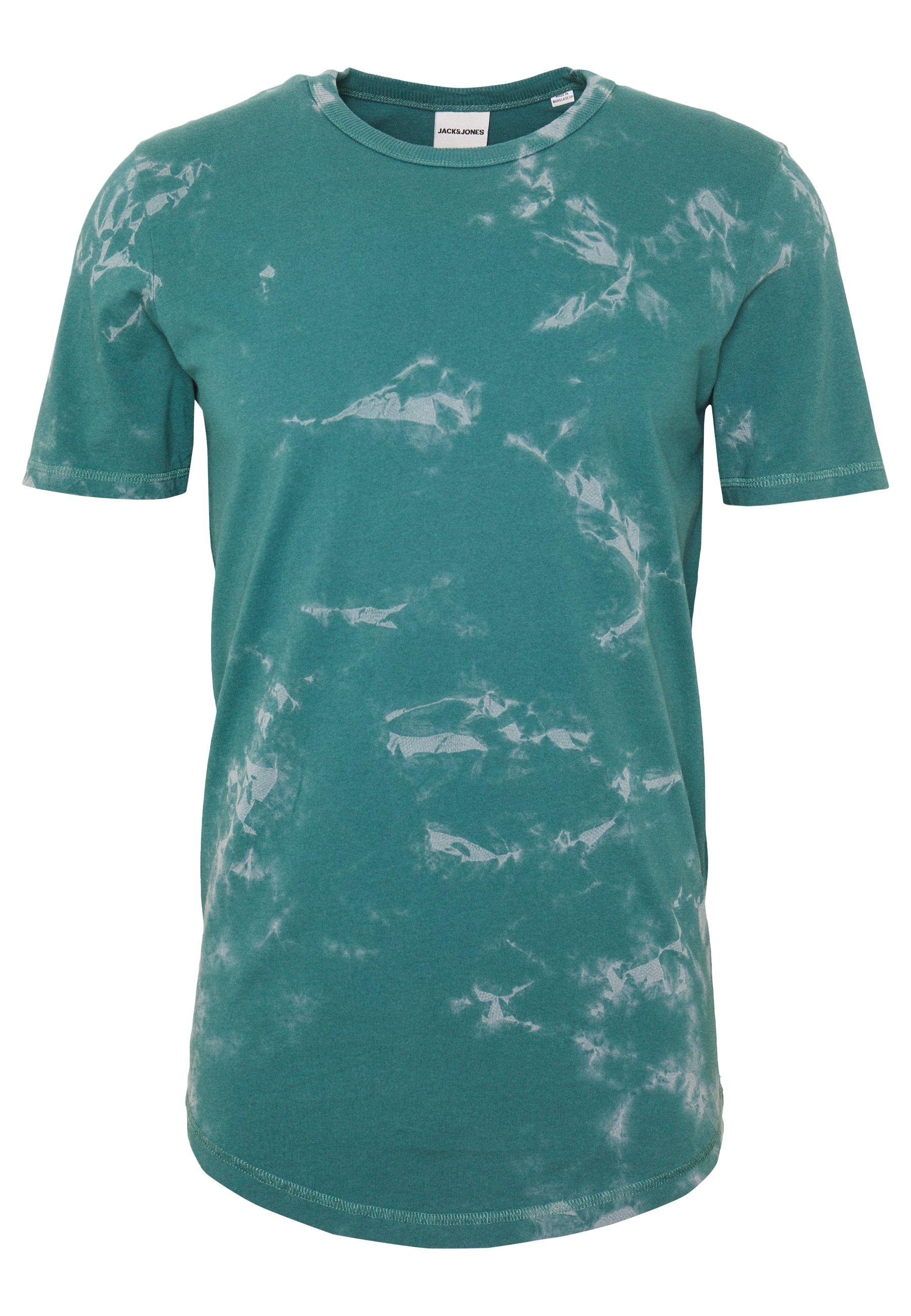 Herren JCOTIE TEE CREW NECK - T-Shirt print