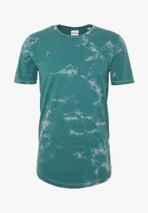 JCOTIE TEE CREW NECK - Print T-shirt - north atlantic
