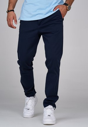 JAMES JJMITCH  - Chinos - navy blazer