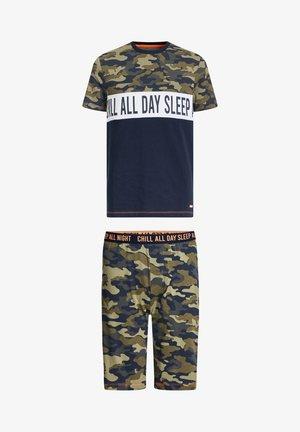 Pyjama - army green