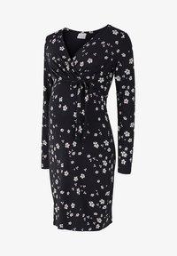 MAMALICIOUS - Jersey dress - black - 6