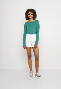 Ragwear - FLORAH LONG - Long sleeved top - dusty green - 1